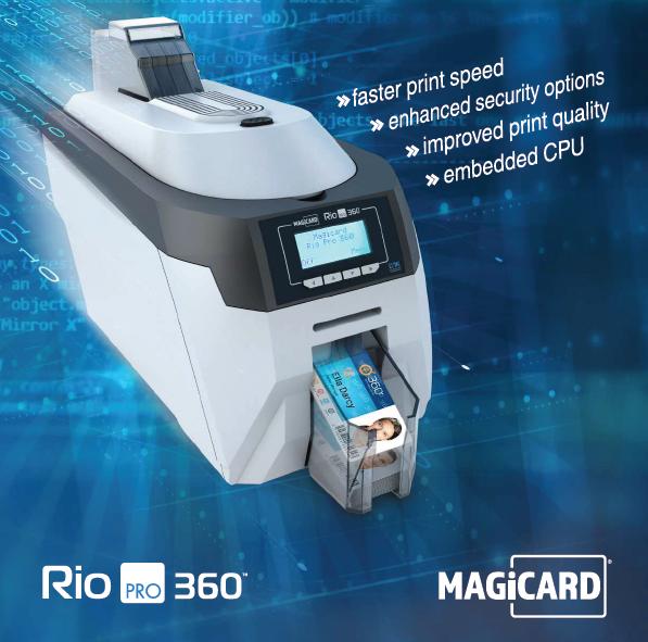 MAGiCARD Rio Pro 360